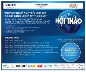 VNITO-Seminar Hanoi - 14.07.2017