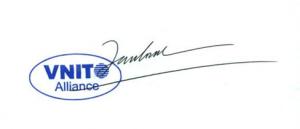 Ngo Van toan signature